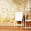 Two retro nice easels — Stock Photo #6541588