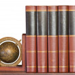 Royalty-Free Stock Photo: Encyclopedia Books