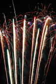 Fireworks 4 — Stock Photo
