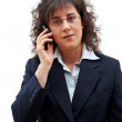 Business woman call — Stock Photo #5880604