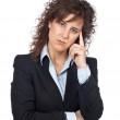 Worried business woman — Stock Photo #5880727