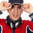 Disc Jockey — Stock Photo #5880988