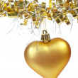Christmas heart — Stock Photo #5881634