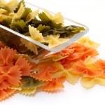 Uncooked pasta — Stock Photo #5882681