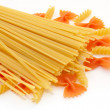 Uncooked pasta — Stock Photo #5882685