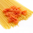 Uncooked pasta — Stock Photo #5882687