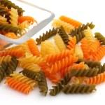 Uncooked pasta — Stock Photo #5882688