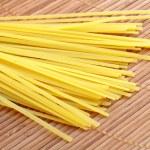 Uncooked pasta — Stock Photo #5882693