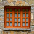 Wooden window - Photo