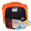 Travel kit — Stock Photo #5883165