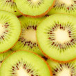 Kiwi fruit background — ストック写真