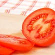Sliced tomatoes — Foto de Stock