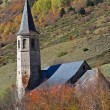 Sanctuary of Montgarri, Valle de Aran, Spain — Stock Photo #5883823