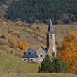 Sanctuary of Montgarri, Valle de Aran, Spain — 图库照片 #5883827