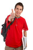Success gesture — Stock Photo