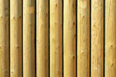 Details of the wood wall — Stock Photo