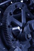 Průmyslová zařízení — Stock fotografie
