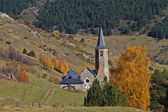 Sanctuary of Montgarri, Valle de Aran, Spain — 图库照片