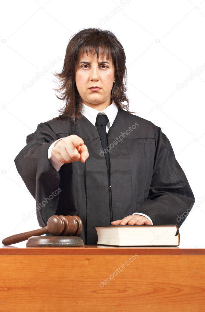 Картинки по запросу женщина-судья молоток