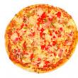 italiensk pizza — Stockfoto
