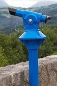 Telescopio di moneta — Foto Stock