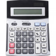 Stock Photo: Calculator isolated