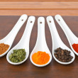 Foto de Stock  : Spices