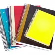 Notebooks - Stock Photo