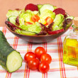 Mediterranean salad — Stock Photo #6341877