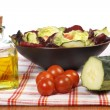 Mediterranean salad — Stock Photo #6341881