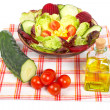Mediterranean salad — Stock Photo #6341886