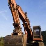 Excavator — Stock Photo #6342035