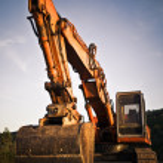 Excavator — Stock Photo #6342038