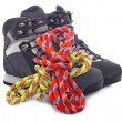 climbing gear — Stock Photo