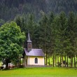 The old chapel in Huttschlag, Austria - Stock Photo