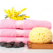 Bath accessories — Stock Photo #6343306
