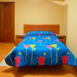 Foto de Stock  : Empty bed