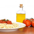 Spaghetti — Stock Photo #6344710