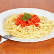 Spaghetti — Stock Photo #6344712