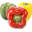 Bells peppers — Stock Photo