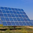 Solar power plant — Stock Photo #6345811