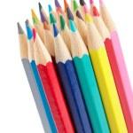 Assortment of coloured pencils — Stock Photo #6345923