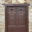 Antique wooden door — Stock Photo #6346077