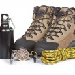 Climbing gear — Stock Photo #6346722