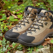 Stock Photo: Hiking boots