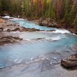 Kicking Horse River, Canada - Stock Photo