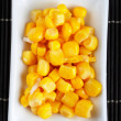 Stock Photo: Sweetcorn