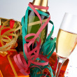 Celebrations kit — Stock Photo