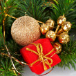 Christmas decoration — Stock Photo #6348101