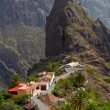 Canary Islands village — Stock Photo